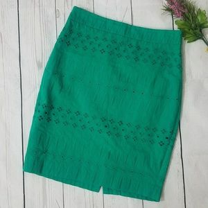 NWOT Ann Taylor LOFT Petite Pencil Skirt